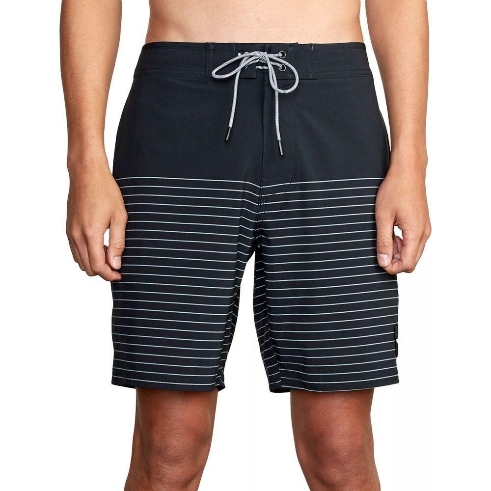 ルーカ RVCA メンズ 海パン 水着・ビーチウェア【Curren 18' Boardshorts】Black