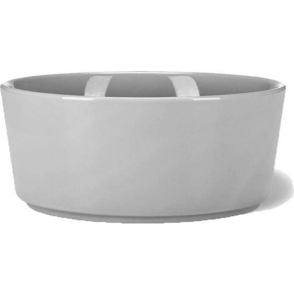 ※ラッピング ※ ワゴー Waggo ペットグッズ 犬用品 食器 フードボウル Simple Ceramic Grey Solid Light Bowl Cat 商店 Dog
