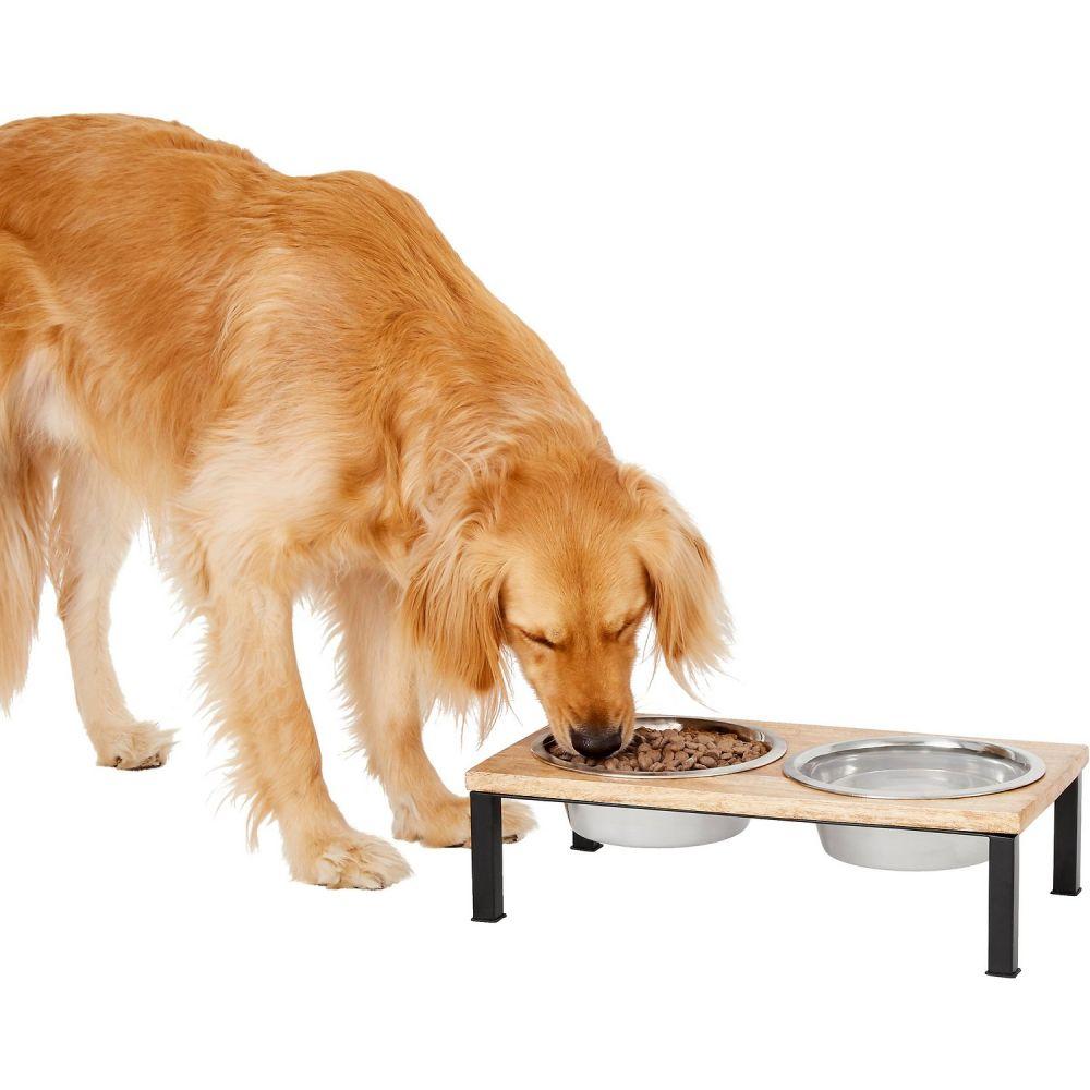フリスコ Frisco ペットグッズ 犬用品 人気 食器 フードボウル Wooden Diner Dog Elevated 定番 Cat