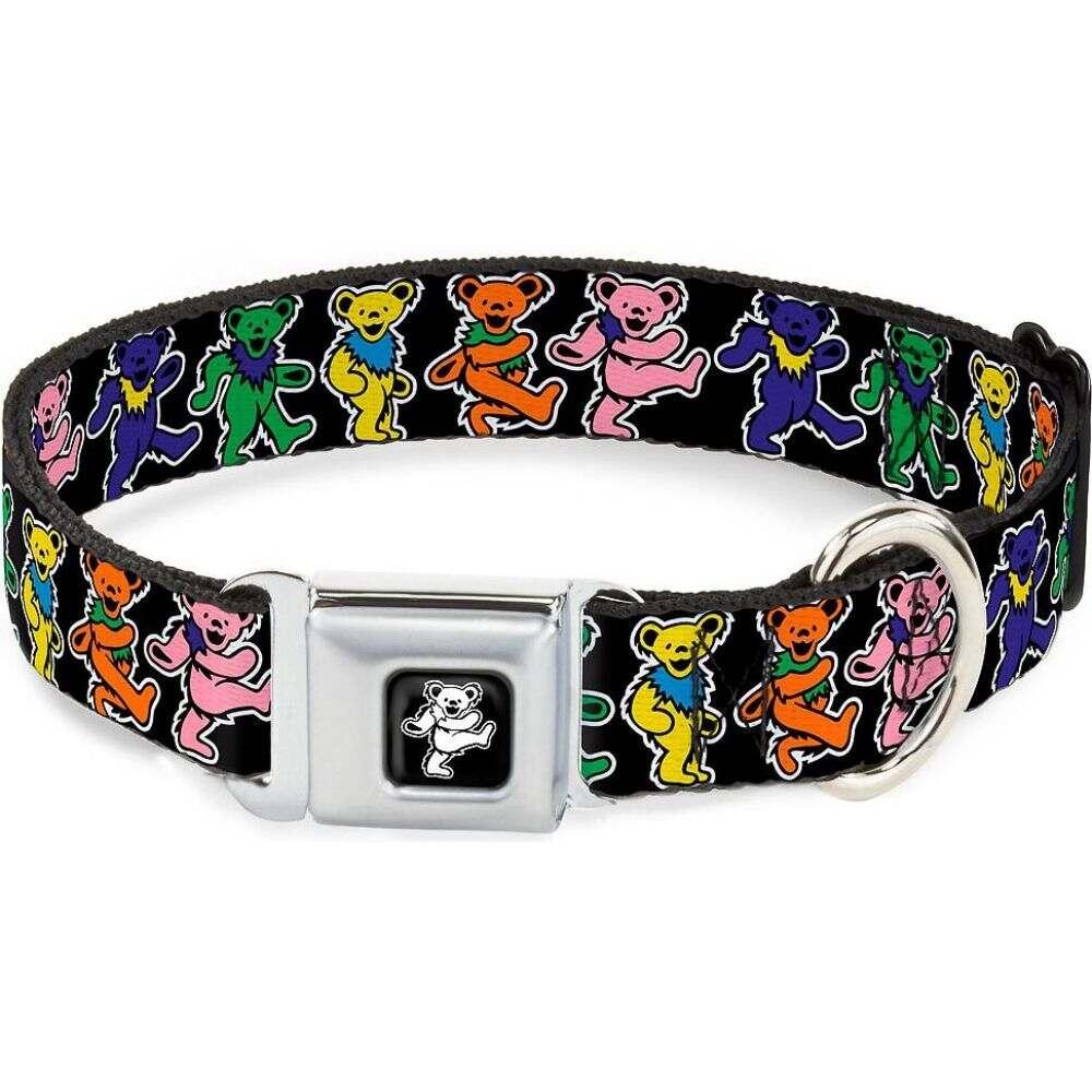 バックルダウン Buckle-Down ペットグッズ 犬用品 首輪 カラー ハーネス Dog 本物 Polyester Bear リード Collar お気に入り Dancing