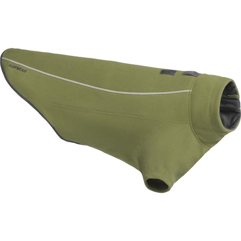雑誌で紹介された Ruffwear ラフウェア ペットグッズ 犬用品 ウェア 【Climate Changer Fleece Dog Jacket】Cedar Green, ナガヨチョウ cf8762a0