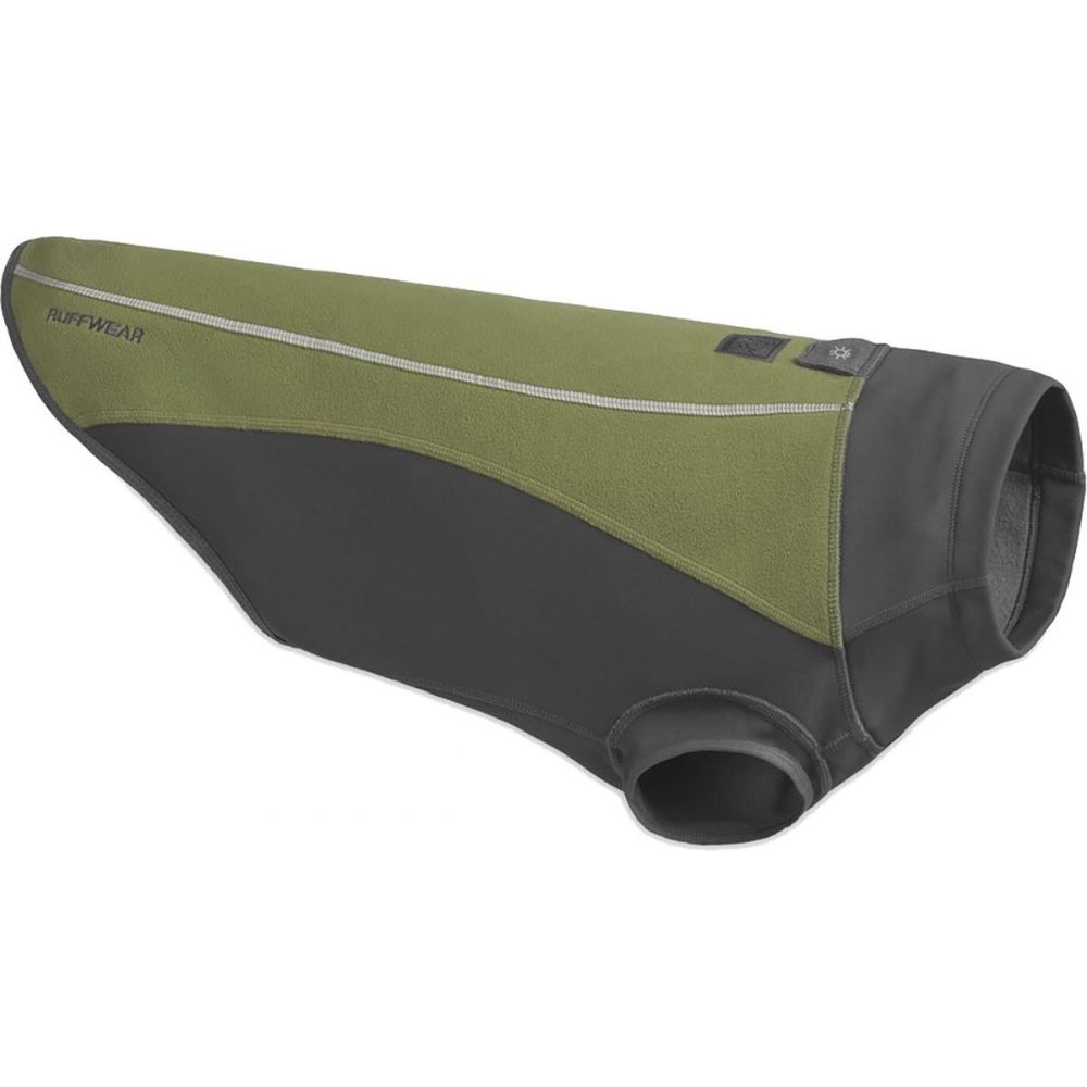 誕生日プレゼント Ruffwear ラフウェア ペットグッズ 犬用品 ウェア 【Climate Changer Pullover】Cedar Green, BIG SHOT cc03412e
