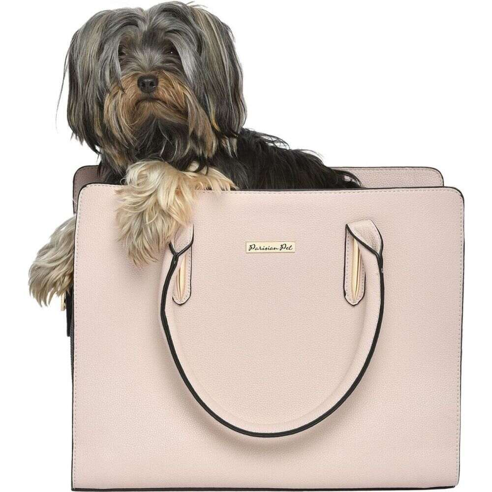 Parisian Pet パリジャンペット ペットグッズ 犬用品 キャリーバッグ 【Mallorca Dog Carrier】Beige