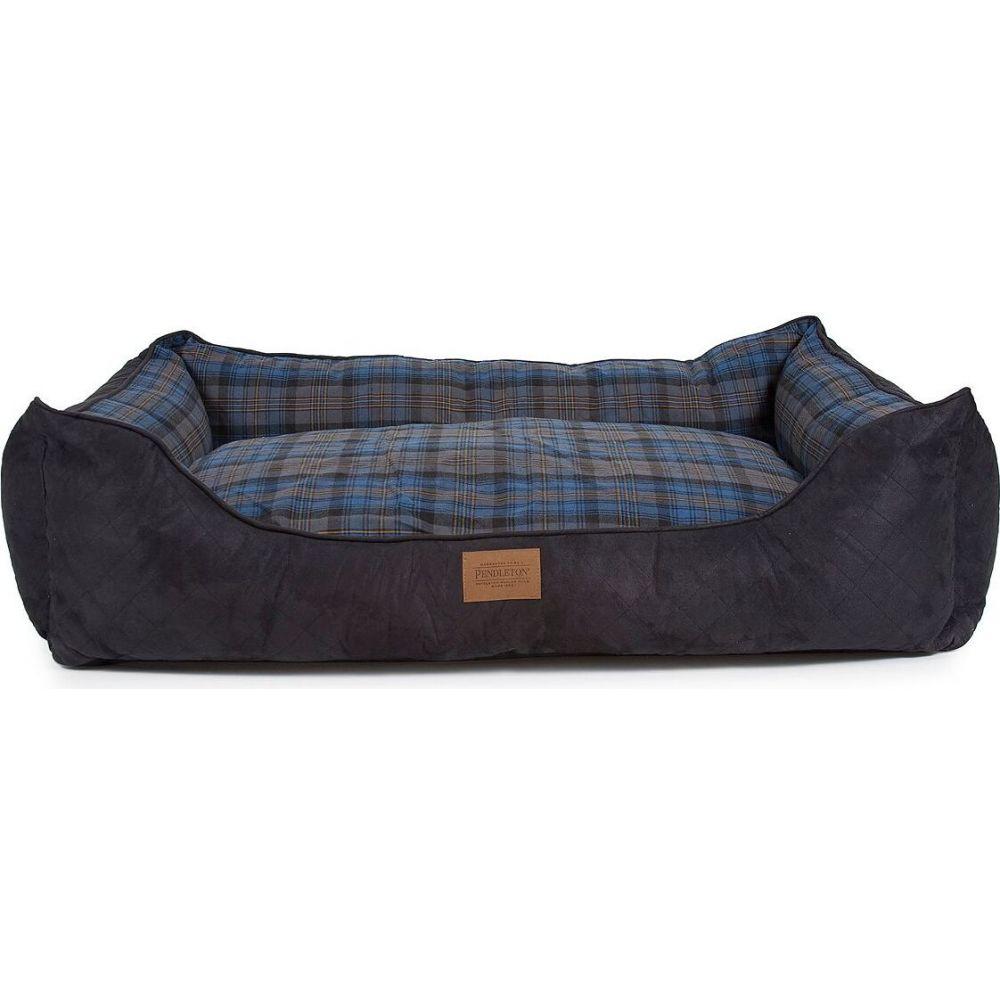 Pendleton ペンドルトン ペットグッズ 犬用品 ベッド・マット・カバー ベッド【Crescent Lake Plaid Kuddler Bed】Multi