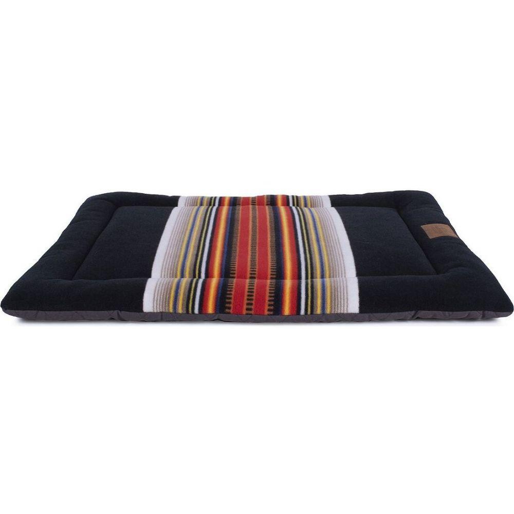 Pendleton ペンドルトン ペットグッズ 犬用品 ベッド・マット・カバー ベッド【Acadia National Park Comfort Cushion】Black
