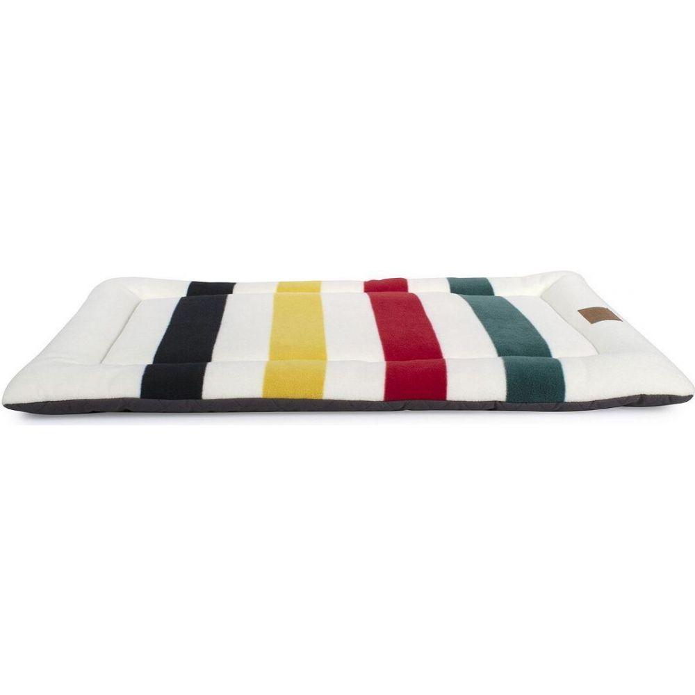 Pendleton ペンドルトン ペットグッズ 犬用品 ベッド・マット・カバー ベッド【Glacier National Park Comfort Cushion】White