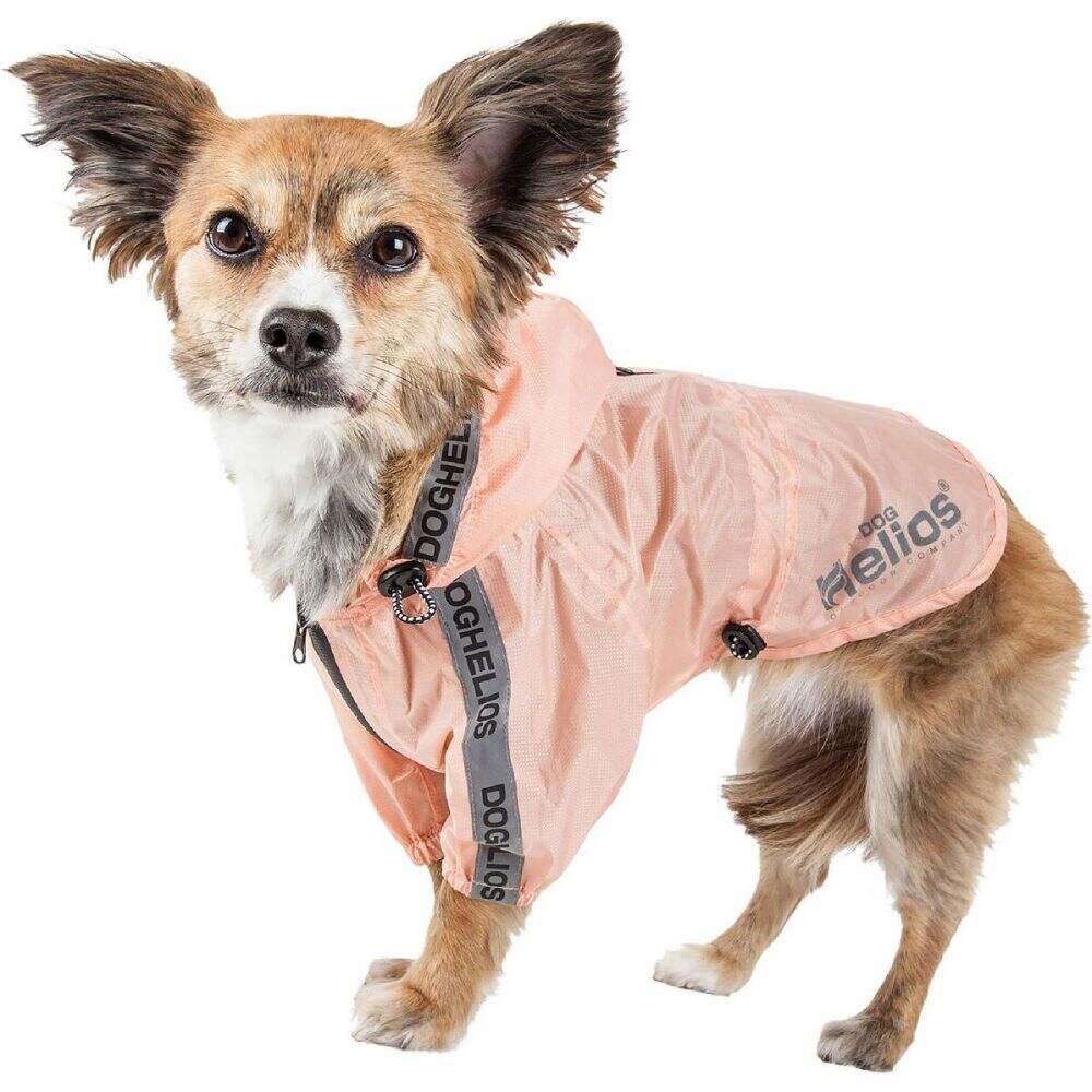 ドッグヘリオス Dog Helios ペットグッズ 犬用品 ウェア Dog Helios ドッグヘリオス ペットグッズ 犬用品 ウェア 【'Torrential Shield' Waterproof Multi Adjustable Pet Dog Jacket】Pink