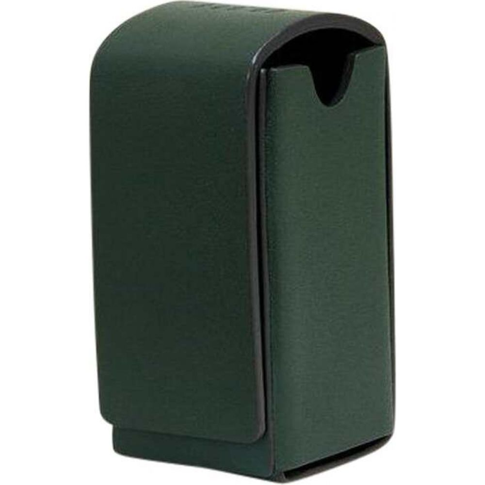 Boo Oh ペットグッズ 犬用品 Boo Oh ペットグッズ 犬用品【Toto Green Leather Waste Bag Holder】