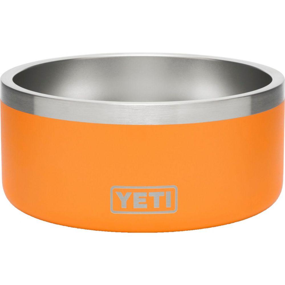 イエティ YETI ペットグッズ 猫用品 食器 春の新作シューズ満載 フードボウル Boomer 4 Orange 18%OFF Crab Bowl King Dog