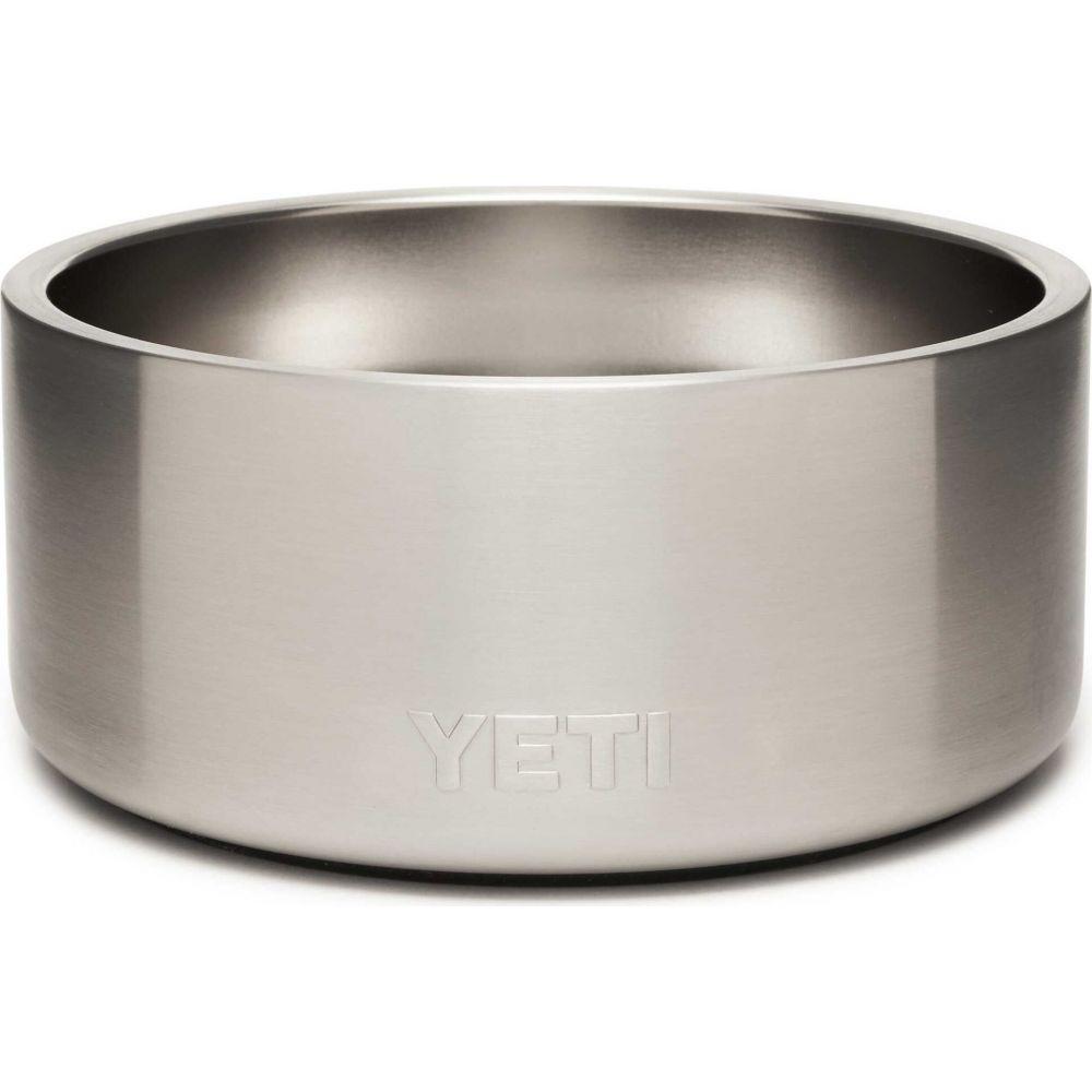 イエティ YETI ペットグッズ 犬用品 食器 本店 フードボウル Stainless Dog Steel モデル着用&注目アイテム Bowl Boomer 4