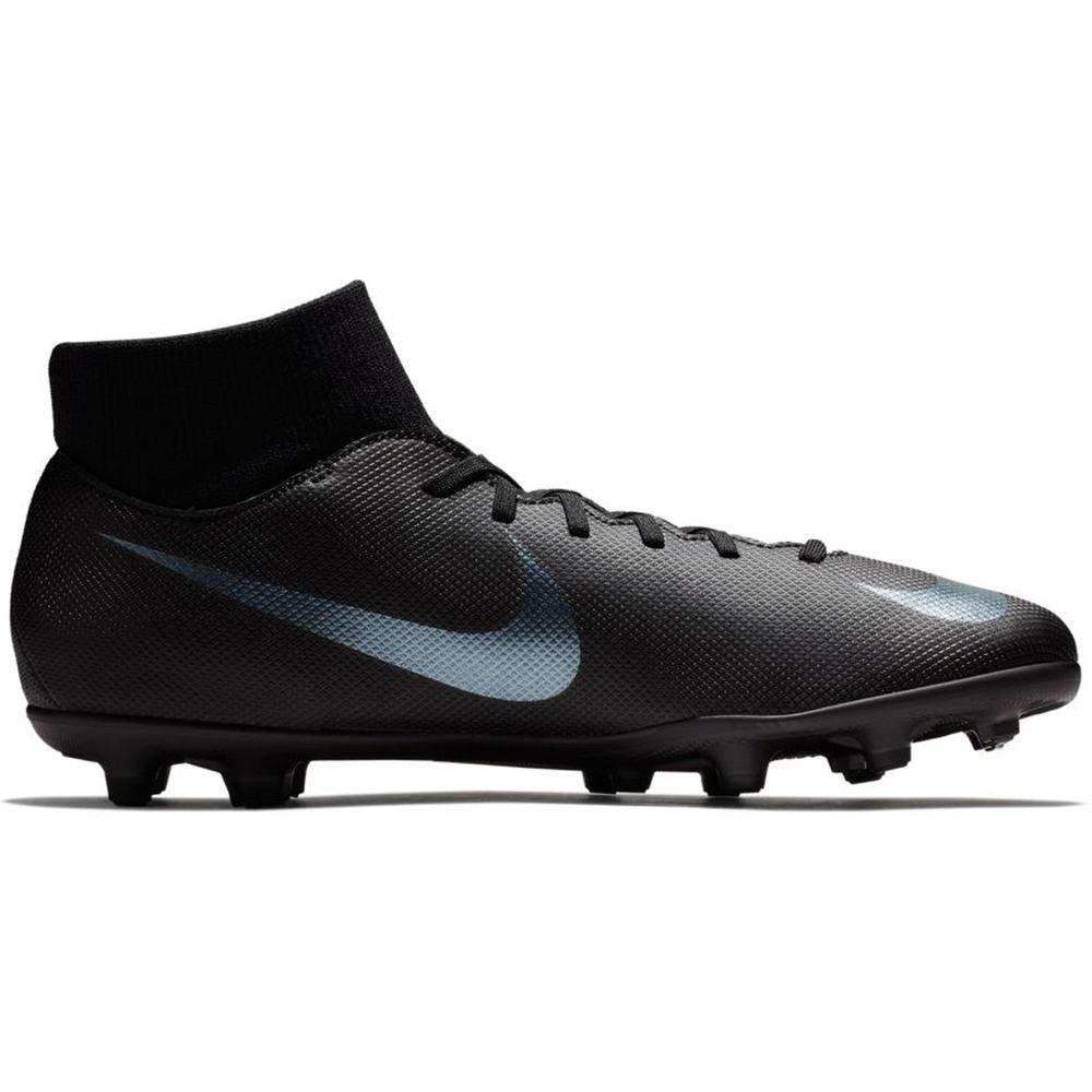 ナイキ Nike メンズ サッカー シューズ・靴【Superfly 6 Club Multi-Ground Soccer Cleat】Black/Black
