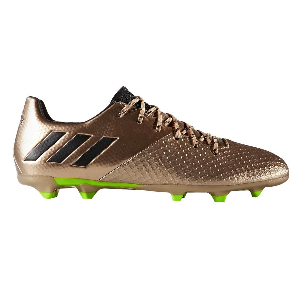 アディダス adidas メンズ サッカー シューズ・靴【Messi 16.2 (FG) Soccer Cleat】Rust/Copper
