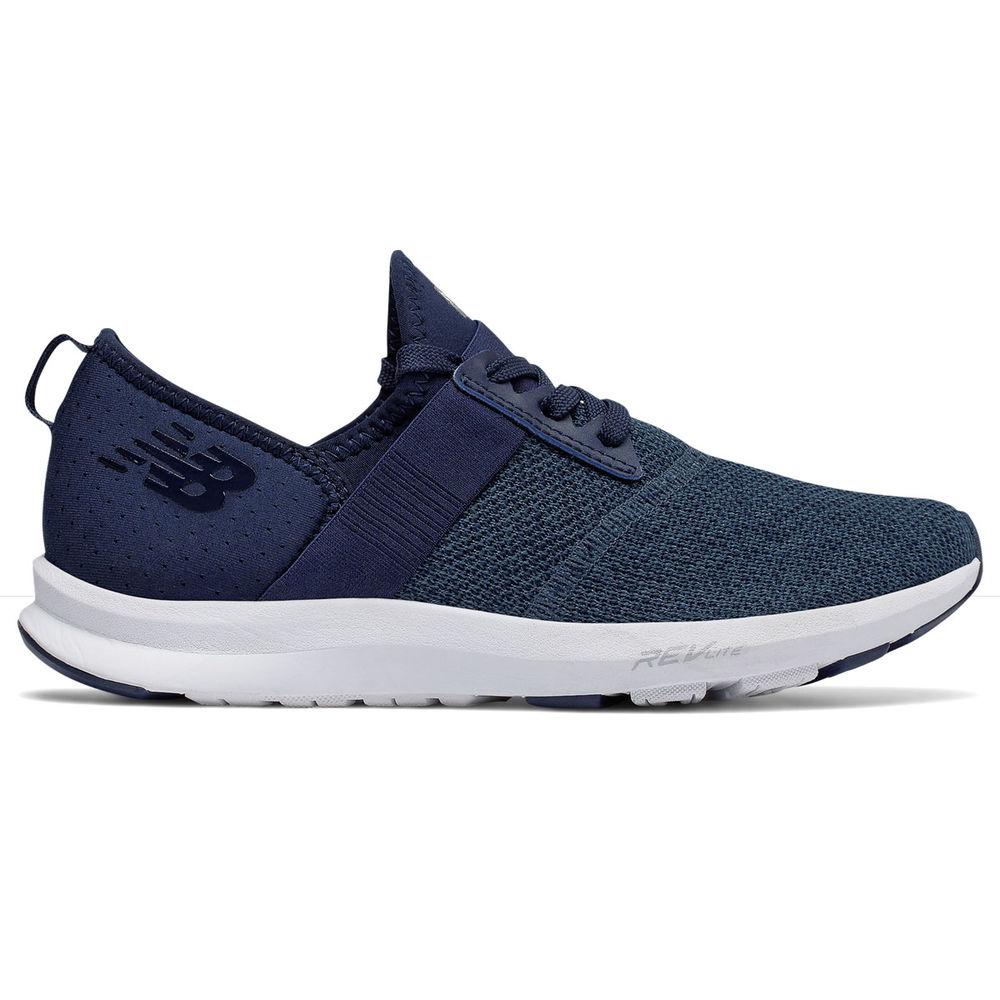 ニューバランス New Balance レディース フィットネス・トレーニング シューズ・靴【Nergize Training Shoe】Navy/White