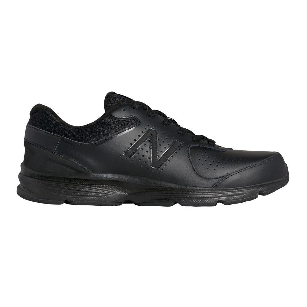 ニューバランス New Balance メンズ ランニング・ウォーキング シューズ・靴【(Wide Width) Walking Shoe】Black/Black