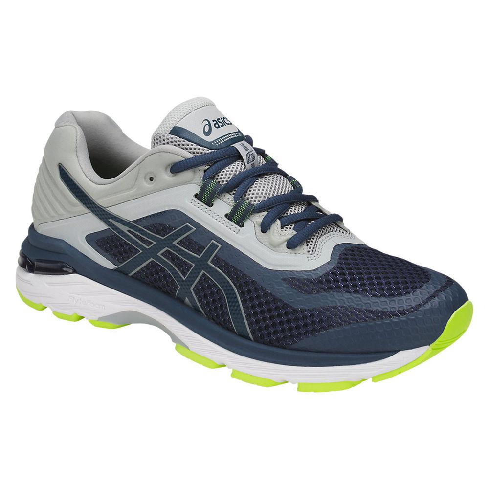 アシックス ASICS メンズ ランニング・ウォーキング シューズ・靴【Asics GT 2000 6 Running Shoe】Blue/Grey