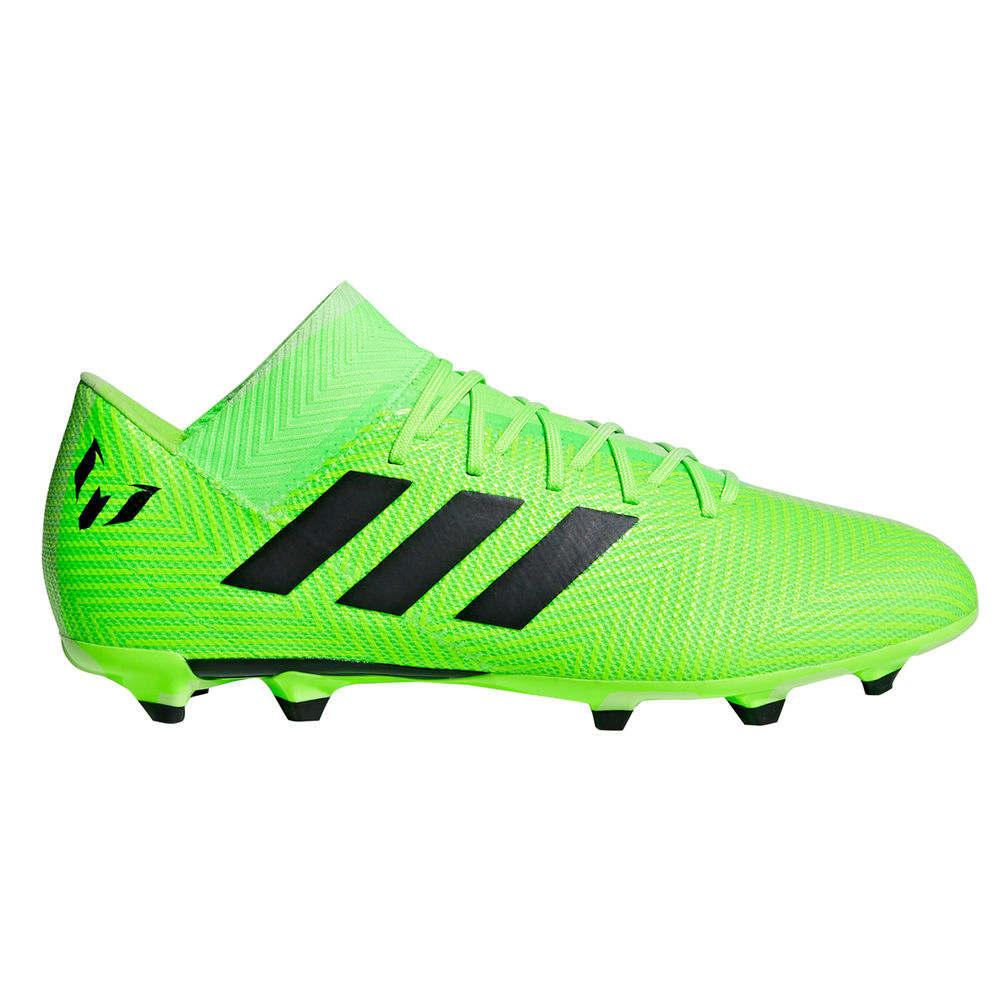 アディダス adidas メンズ サッカー シューズ・靴【Messi 18.3 Firm Ground Soccer Cleat】Green/Black