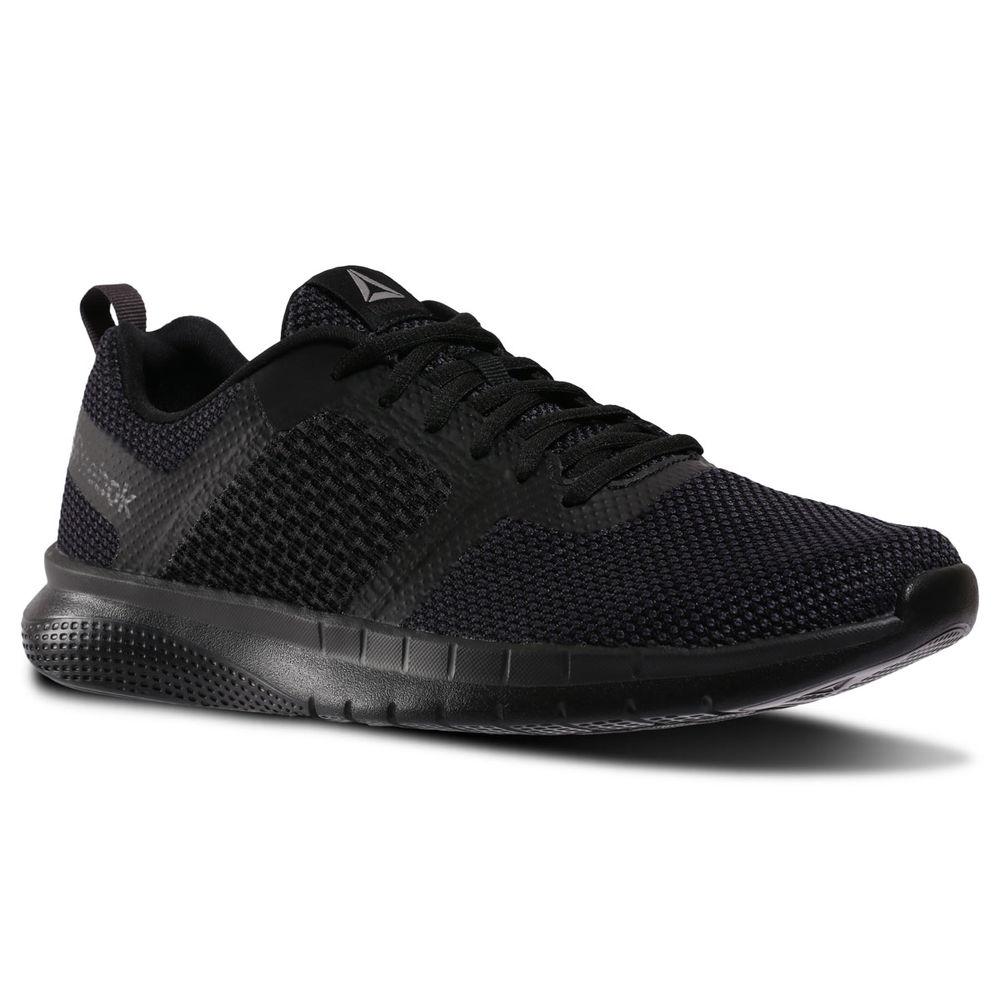 【メーカー公式ショップ】 リーボック Reebok メンズ ランニング・ウォーキング シューズ Runner・靴【PT Prime Prime メンズ Runner Running Shoe】Black/Black, RICK STORE:9a44b38f --- totem-info.com