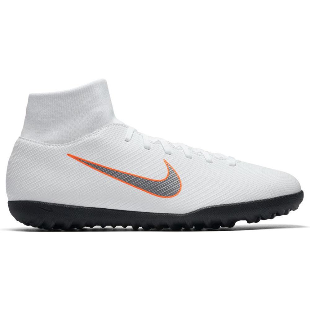 ナイキ Nike メンズ サッカー シューズ・靴【Superfly 6 Club Artificial Turf Soccer Cleat】White/Orange
