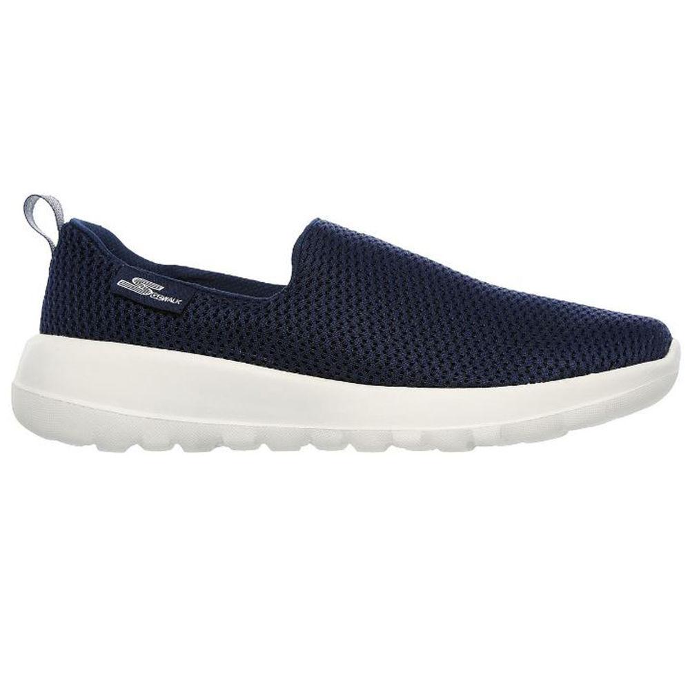 スケッチャーズ Skechers レディース ランニング・ウォーキング シューズ・靴【Go Walk Joy Walking Shoe】Navy/White