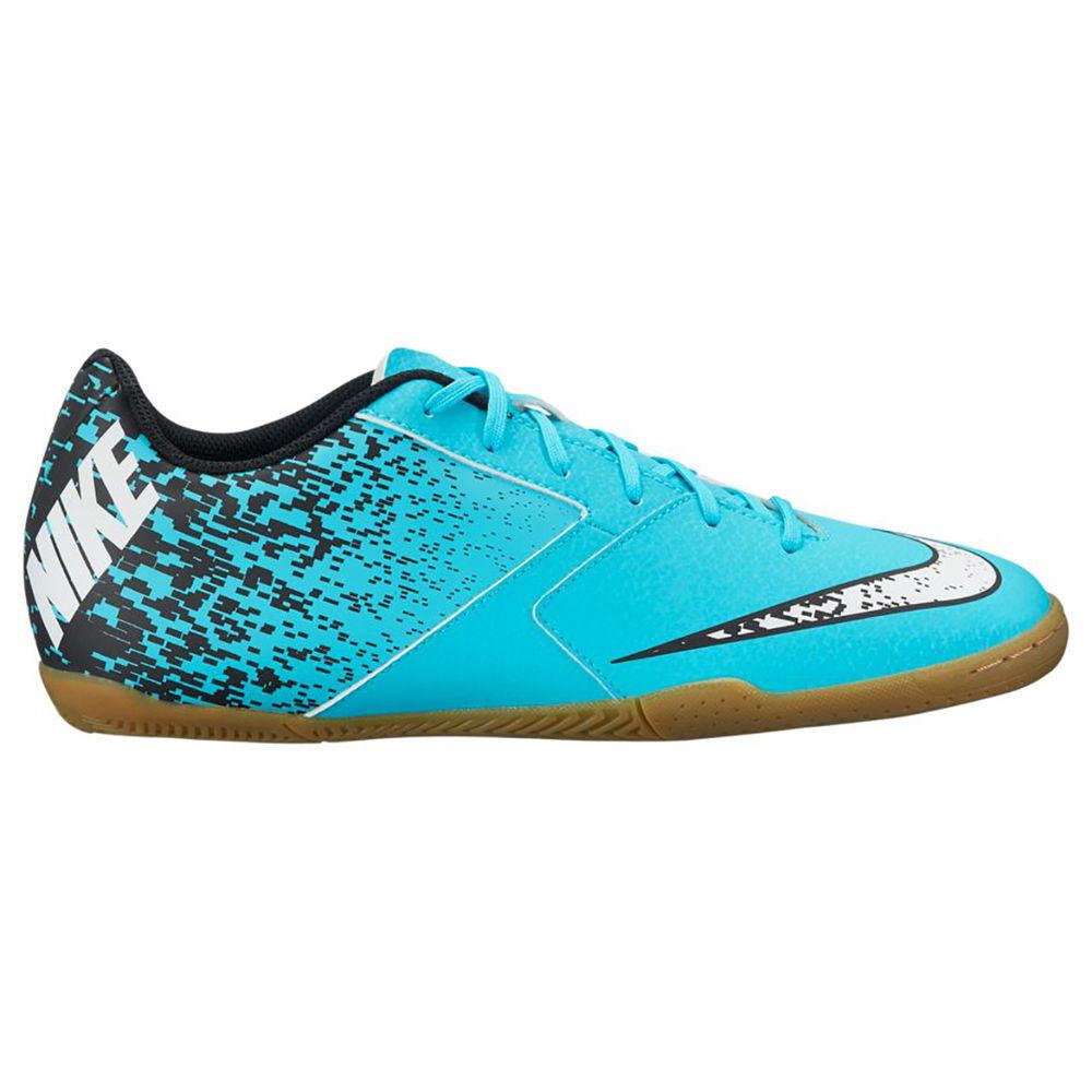 ナイキ Nike メンズ サッカー シューズ・靴【BombaX Indoor Soccer Shoe】Blue/Black