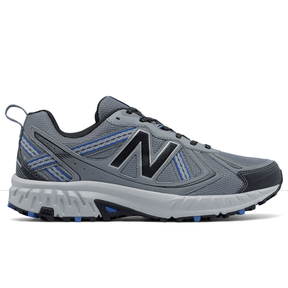 ニューバランス New Balance メンズ ランニング・ウォーキング シューズ・靴【410v5 Trail Running Shoes】Grey/Royal