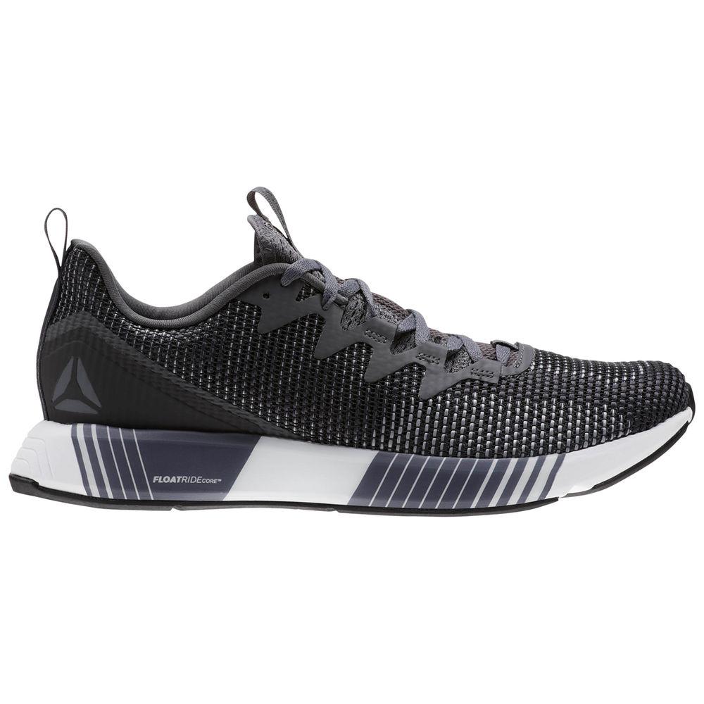 リーボック Reebok メンズ ランニング・ウォーキング シューズ・靴【Fushion Flexweave Running Shoe】Grey/White