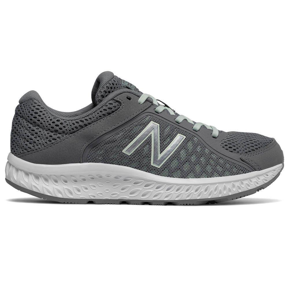 ニューバランス New Balance レディース ランニング・ウォーキング シューズ・靴【420 V4 Wide Width Running Shoe】Grey