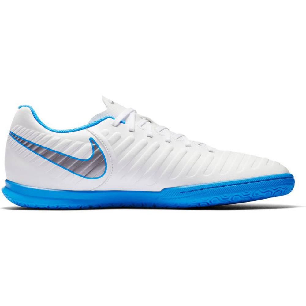 ナイキ Nike メンズ サッカー シューズ・靴【LegendX 7 Club Indoor/Court Soccer Shoe】White/Blue
