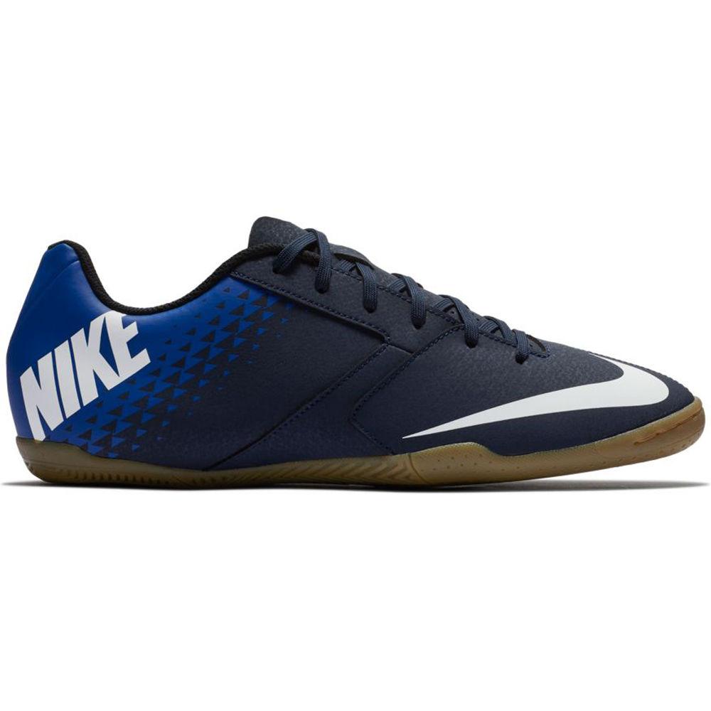 ナイキ Nike メンズ サッカー シューズ・靴【BombaX Indoor Soccer Shoe】NAVY/BLUE