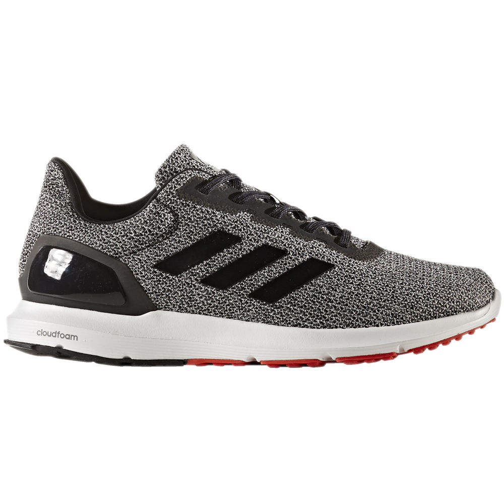アディダス adidas メンズ ランニング・ウォーキング シューズ・靴【Cosmic 2 Running Shoe】Grey/Black/White