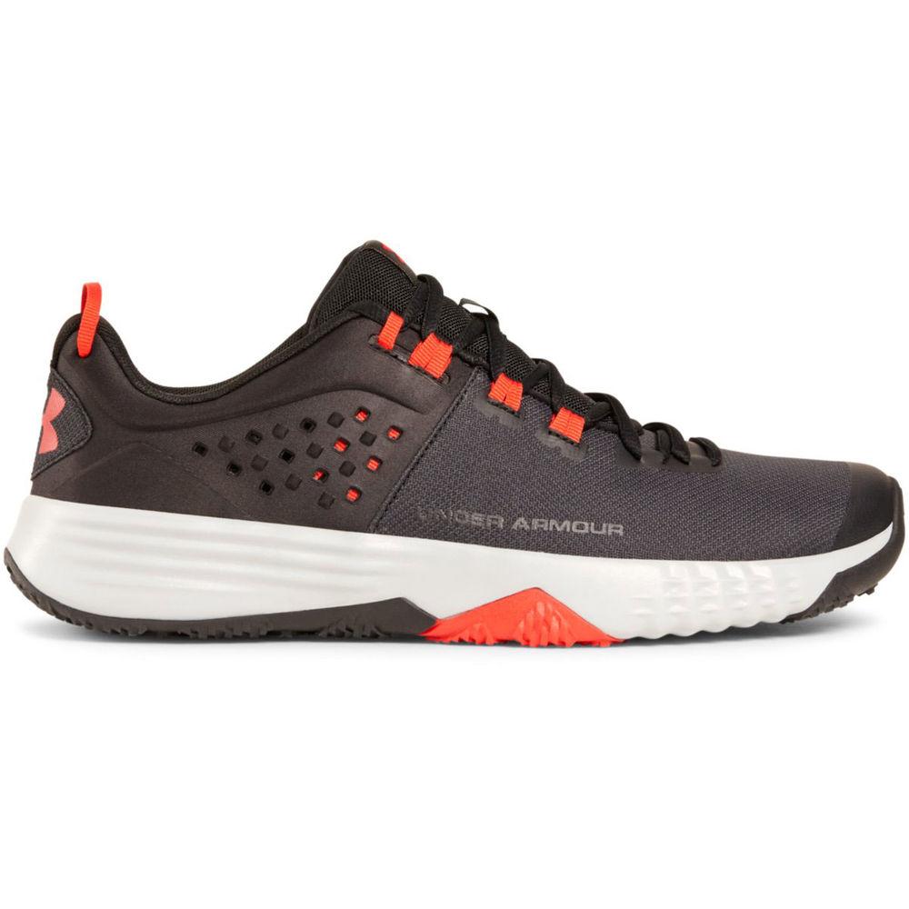 アンダーアーマー Under Armour メンズ フィットネス・トレーニング シューズ・靴【Bam Training Shoe】Black/Red