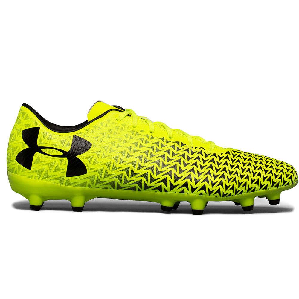 アンダーアーマー Under Armour メンズ サッカー シューズ・靴【CF Force 3.0 Soccer Cleat】Green/Black
