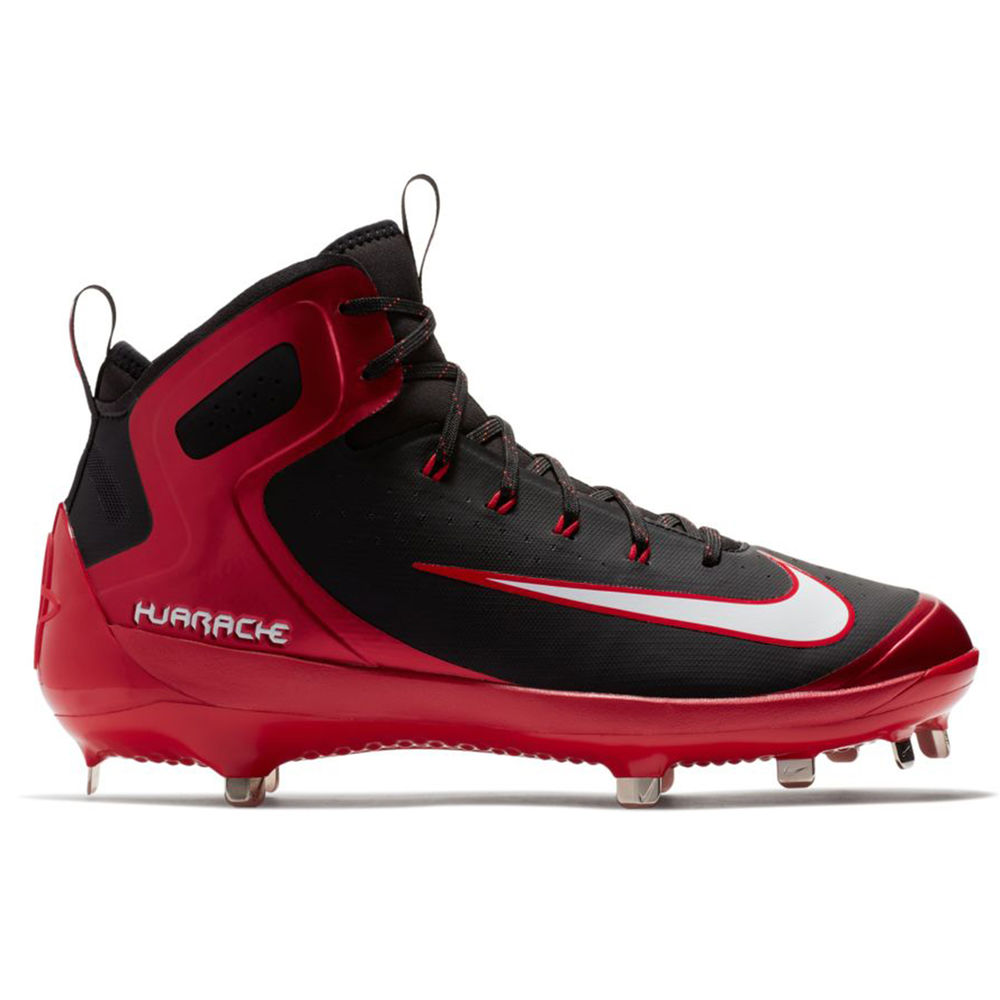 ナイキ Nike メンズ 野球 シューズ・靴【Alpha Huarache Elite Baseball Cleat】Red/White