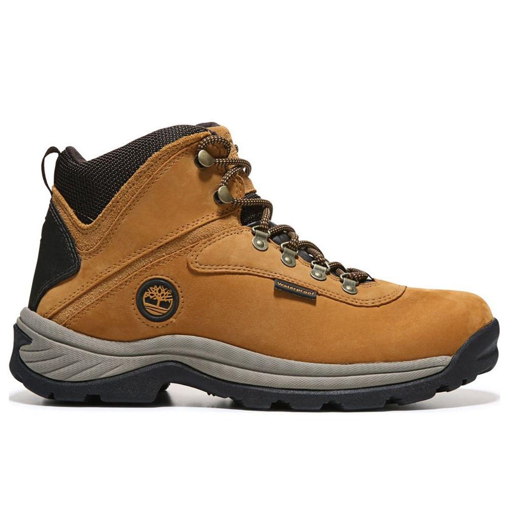 Ledge Hiker】Wheat Mid ティンバーランド Timberland ハイキング・登山 メンズ シューズ・靴【White Waterproof