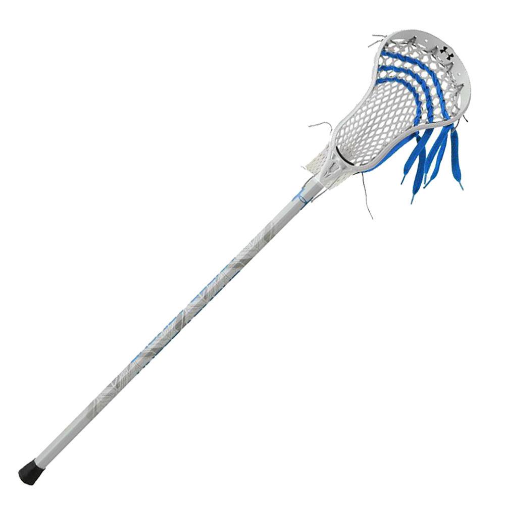 アンダーアーマー Under Armour ユニセックス ラクロス クロス【Adult Headline Complete Lacrosse Stick】Royal