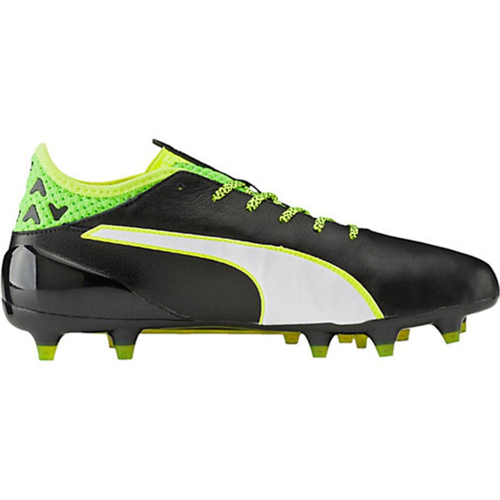 プーマ Puma メンズ サッカー シューズ・靴【evoTOUCH 2 FG Soccer Cleat】Black/White