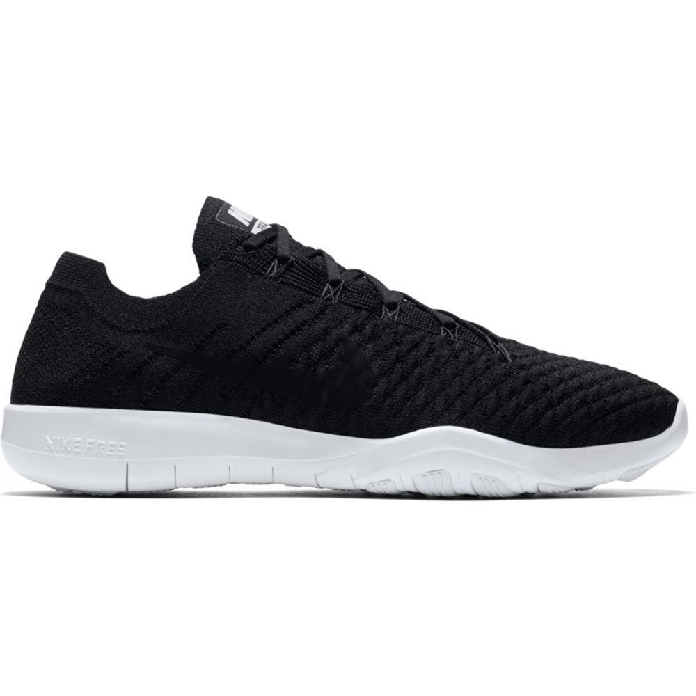 ナイキ Nike レディース フィットネス・トレーニング シューズ・靴【Free TR Flyknit 2 Training Shoe】Black/Black