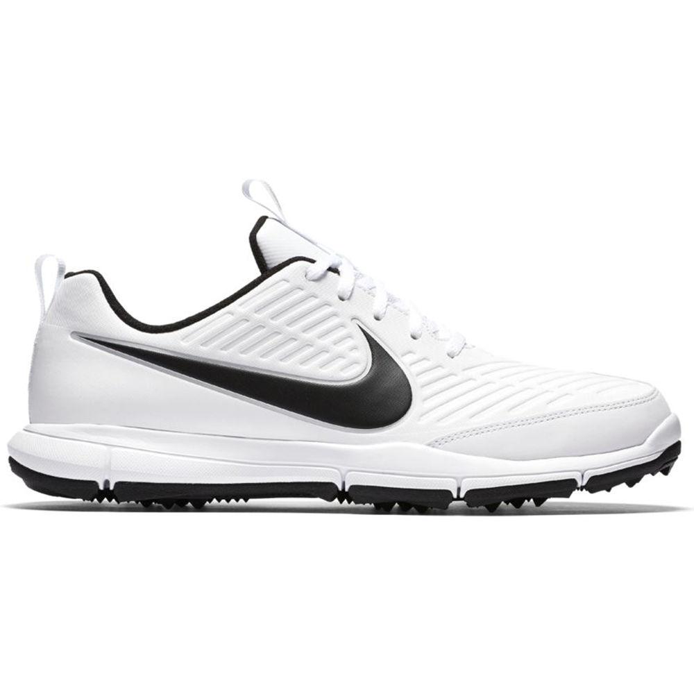 ナイキ Nike メンズ ゴルフ シューズ・靴【Explorer 2 Golf Shoe】White/Silver