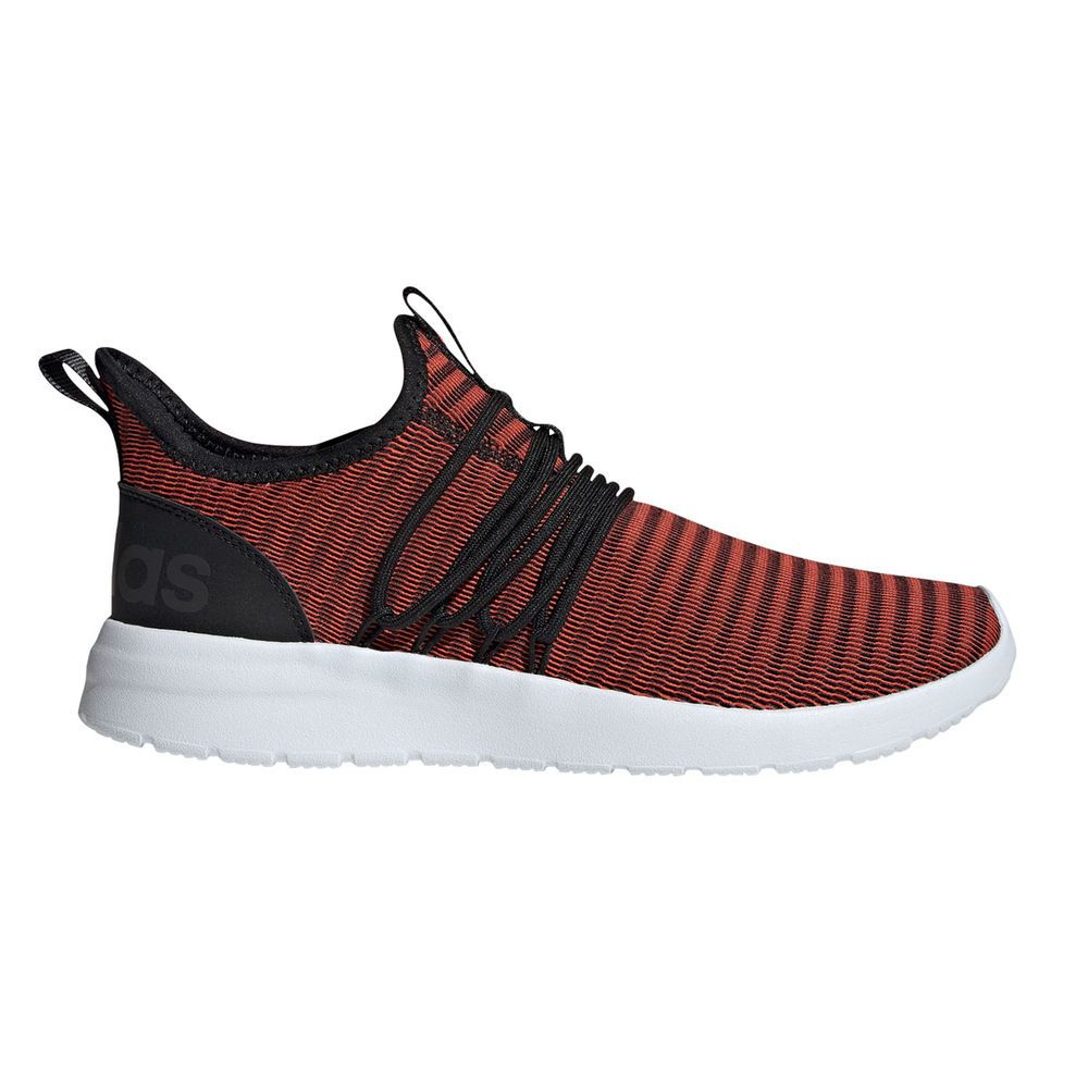 アディダス adidas メンズ ランニング・ウォーキング シューズ・靴【Lite Racer Adapt Running Shoe】Black/Red