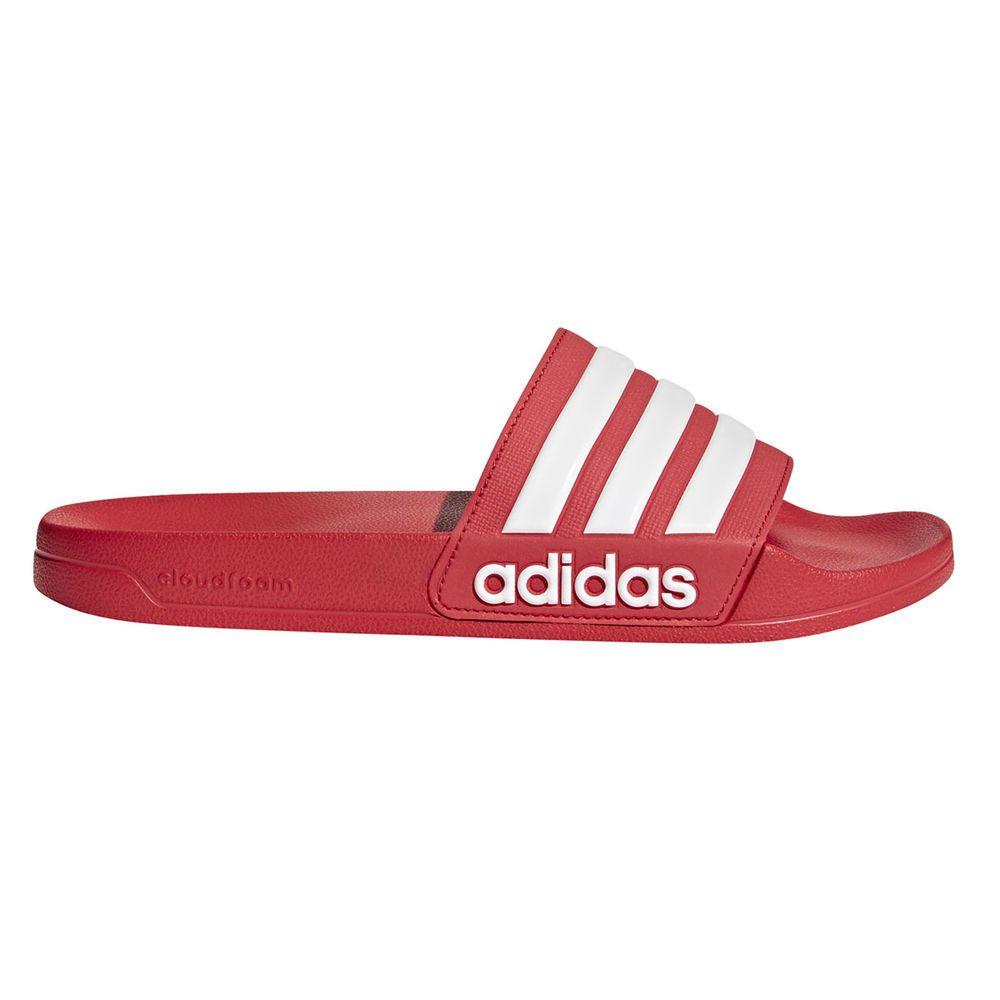 アディダス adidas adidas メンズ シューズ・靴 シューズ・靴 サンダル【Adilette Cloudfoam Slide Cloudfoam】Red/White, ファンシーモンスター:840822a6 --- sunward.msk.ru