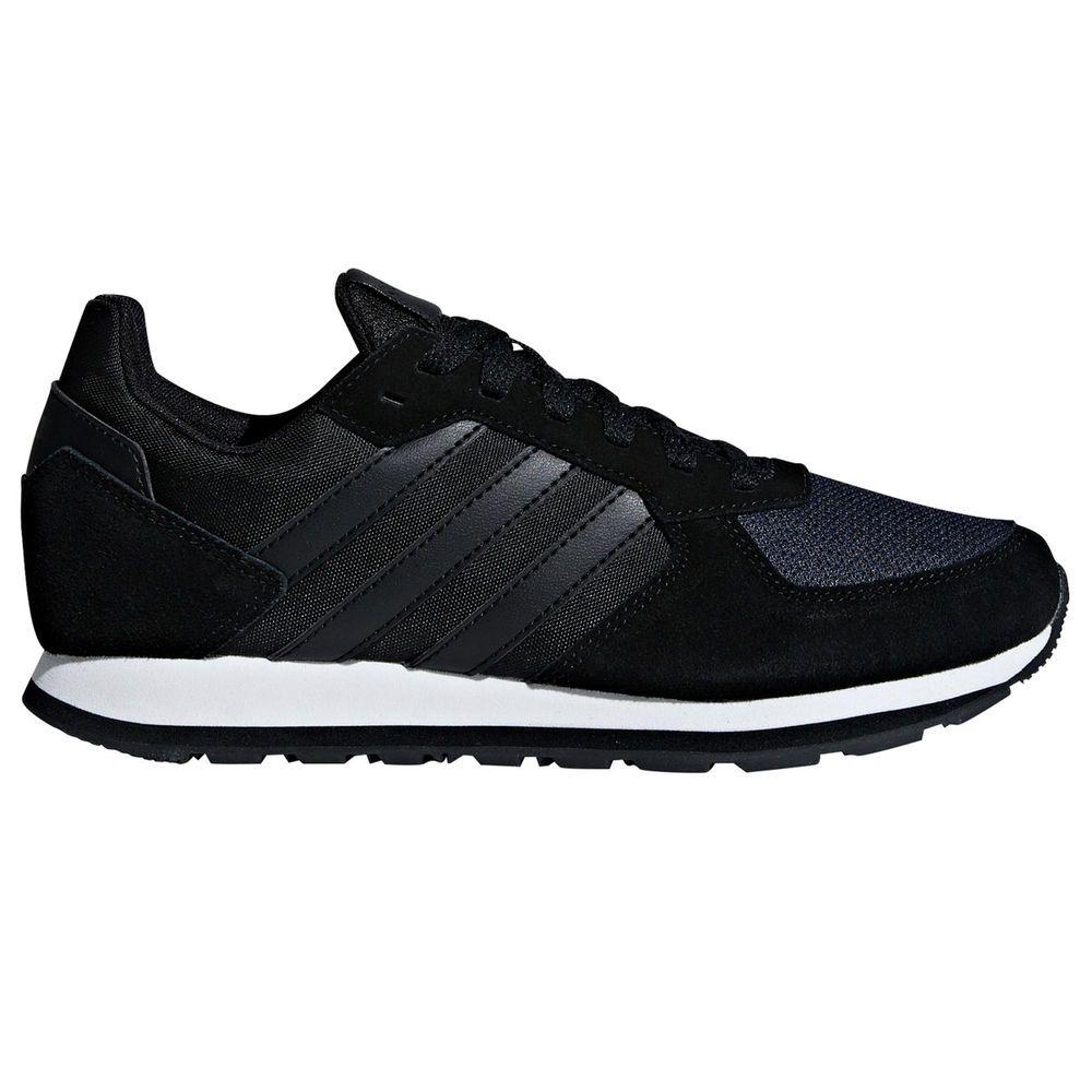 アディダス adidas レディース シューズ・靴 スニーカー【8K Casual Shoe】Black/White