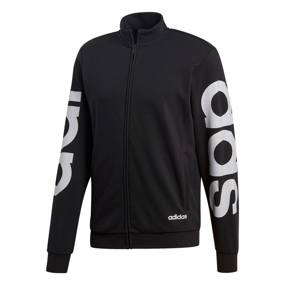 アディダス adidas メンズ アウター ジャージ【Branded Track Jacket】Black/White
