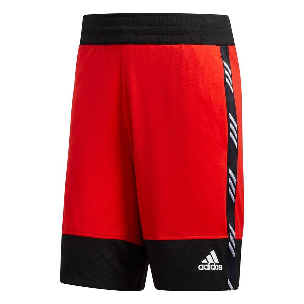 アディダス adidas メンズ バスケットボール ボトムス・パンツ【Madness Pro Basketball Short】Red