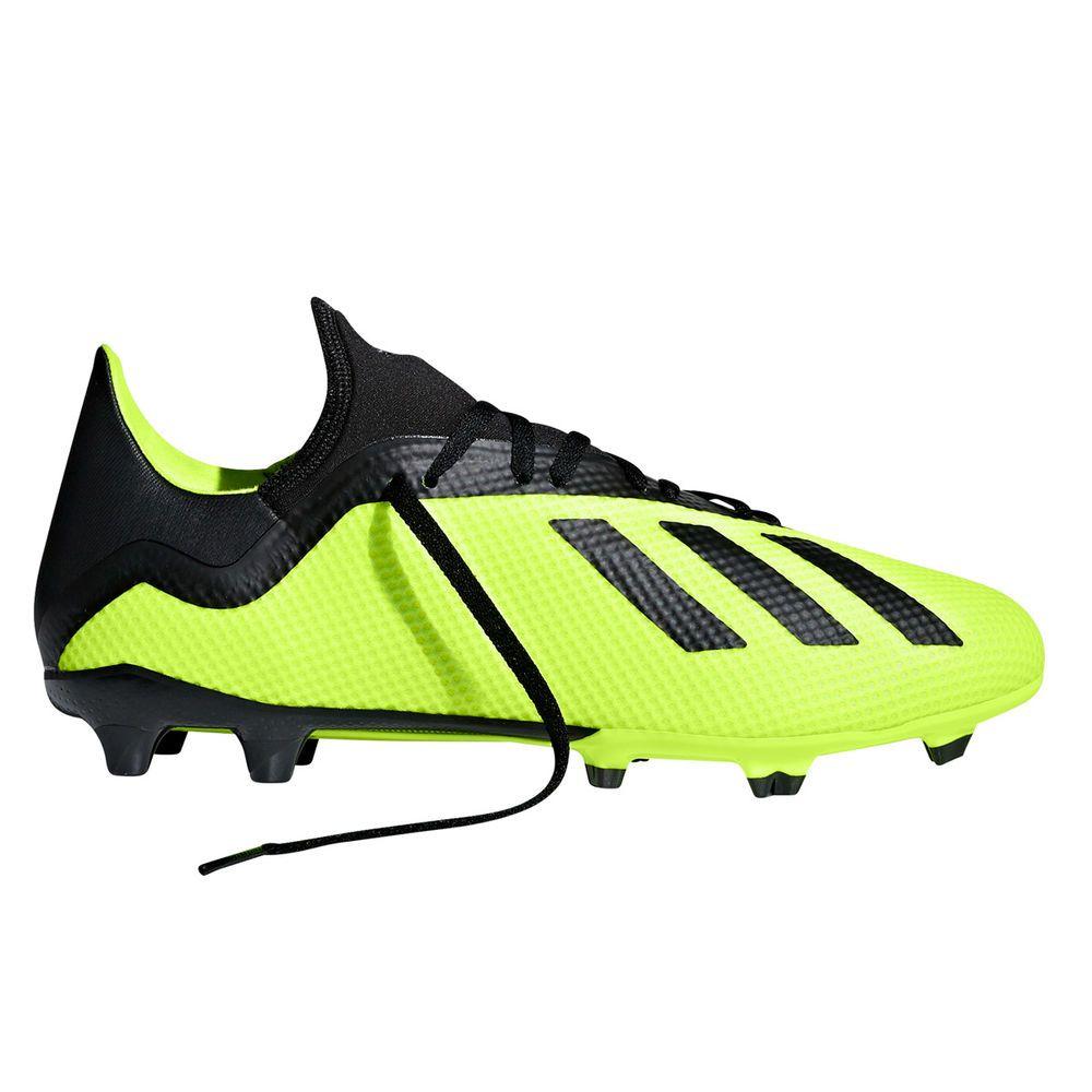 アディダス adidas メンズ サッカー シューズ・靴【X 18.3 Firm Ground Soccer Cleat】Yellow
