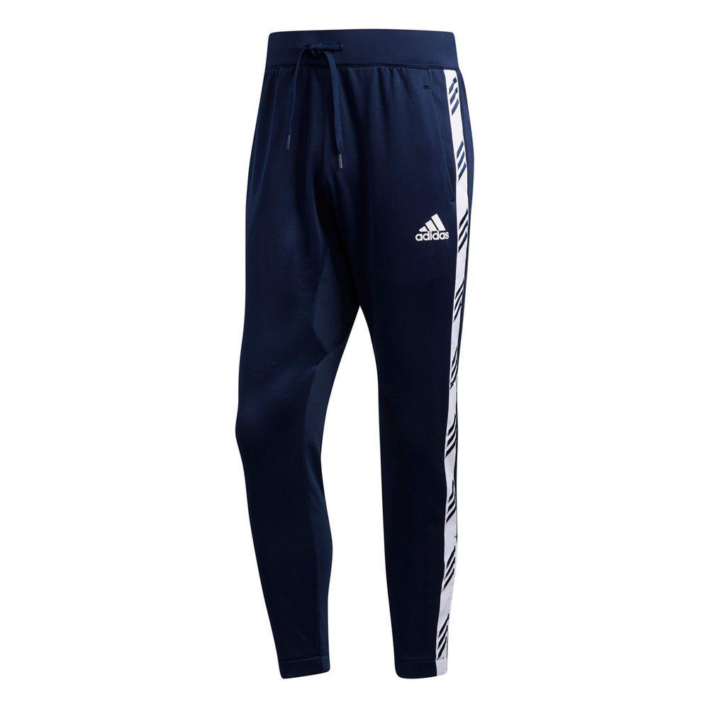 アディダス adidas メンズ バスケットボール ボトムス・パンツ【Pro Madness Basketball Pant】Navy