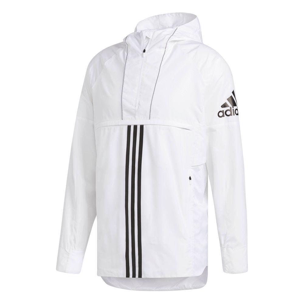 アディダス adidas メンズ アウター ジャケット【Sport ID Anorak Jacket】White