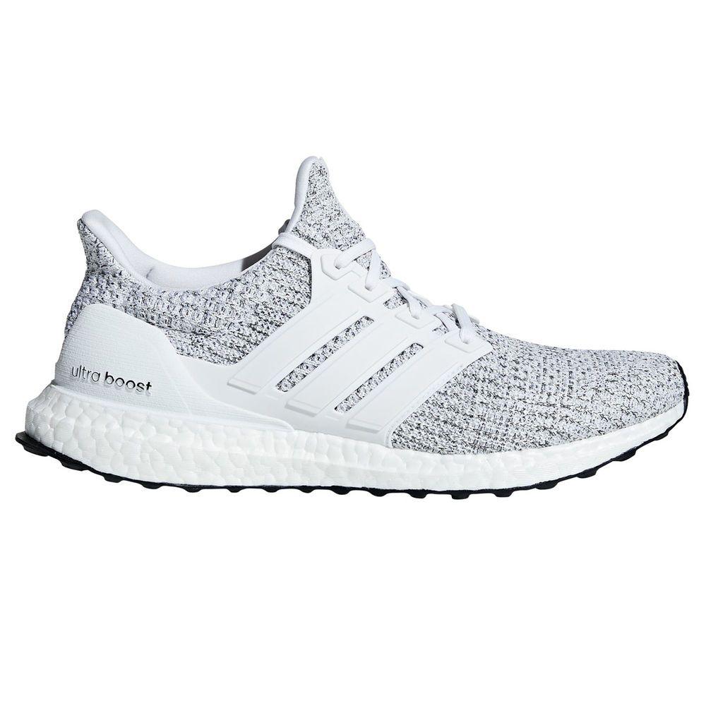 アディダス adidas メンズ ランニング・ウォーキング シューズ・靴【Ultraboost Running Shoe】White/Black