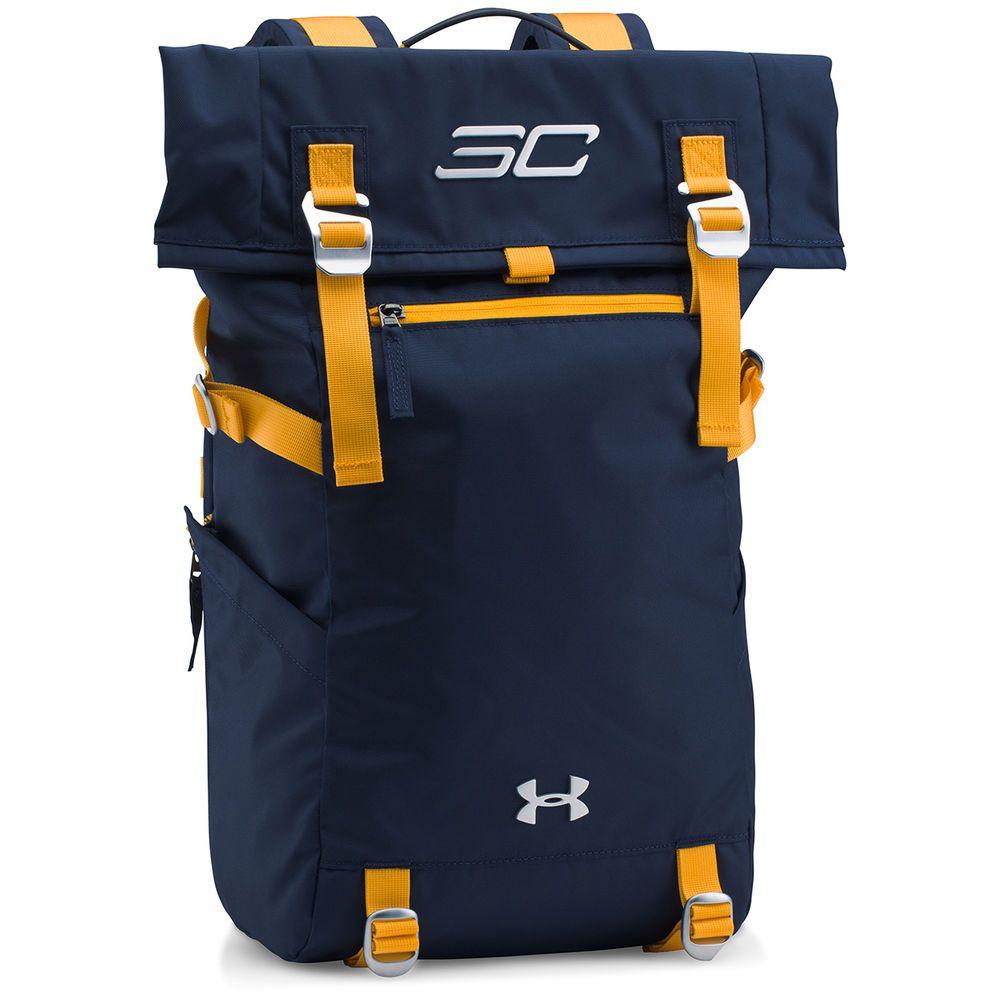 アンダーアーマー Under Armour ユニセックス バッグ バックパック・リュック【SC30 Signature Rolltop Backpack】Blue