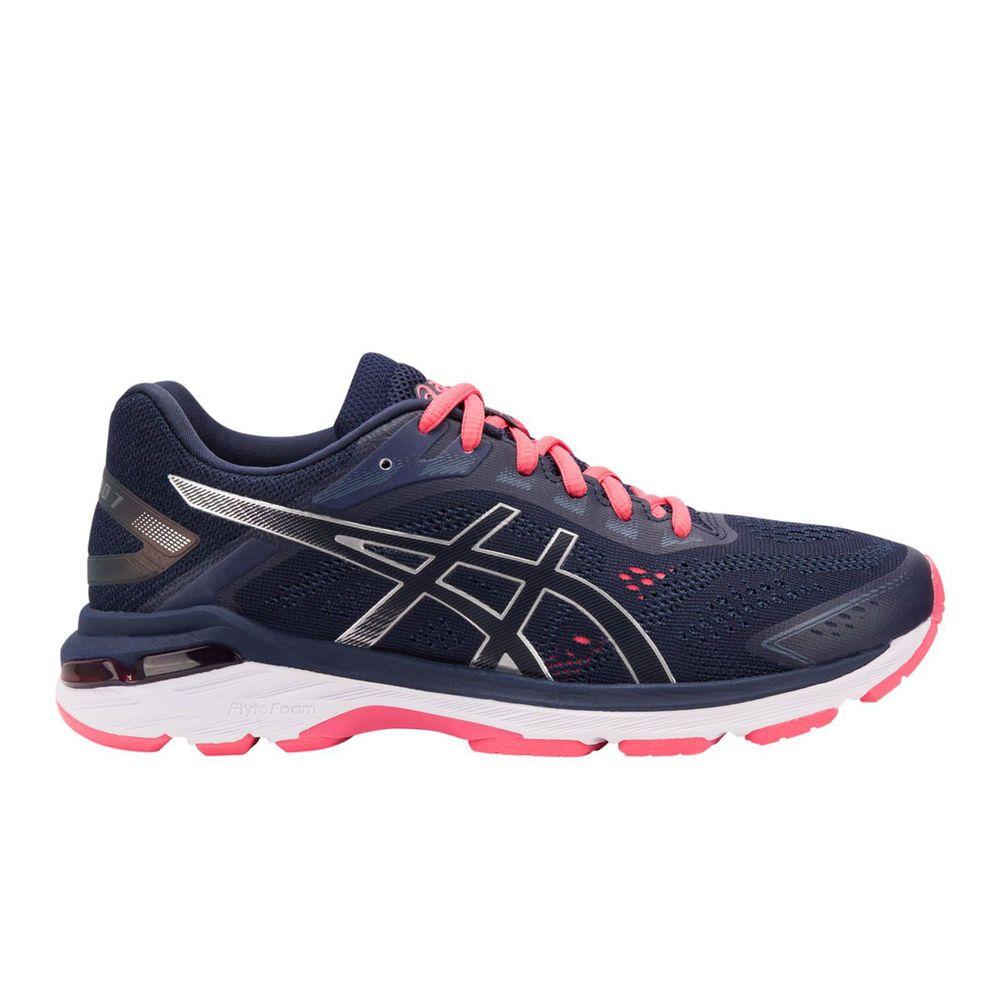 アシックス ASICS レディース ランニング・ウォーキング シューズ・靴【GT 2000 7 Running Shoe】Navy