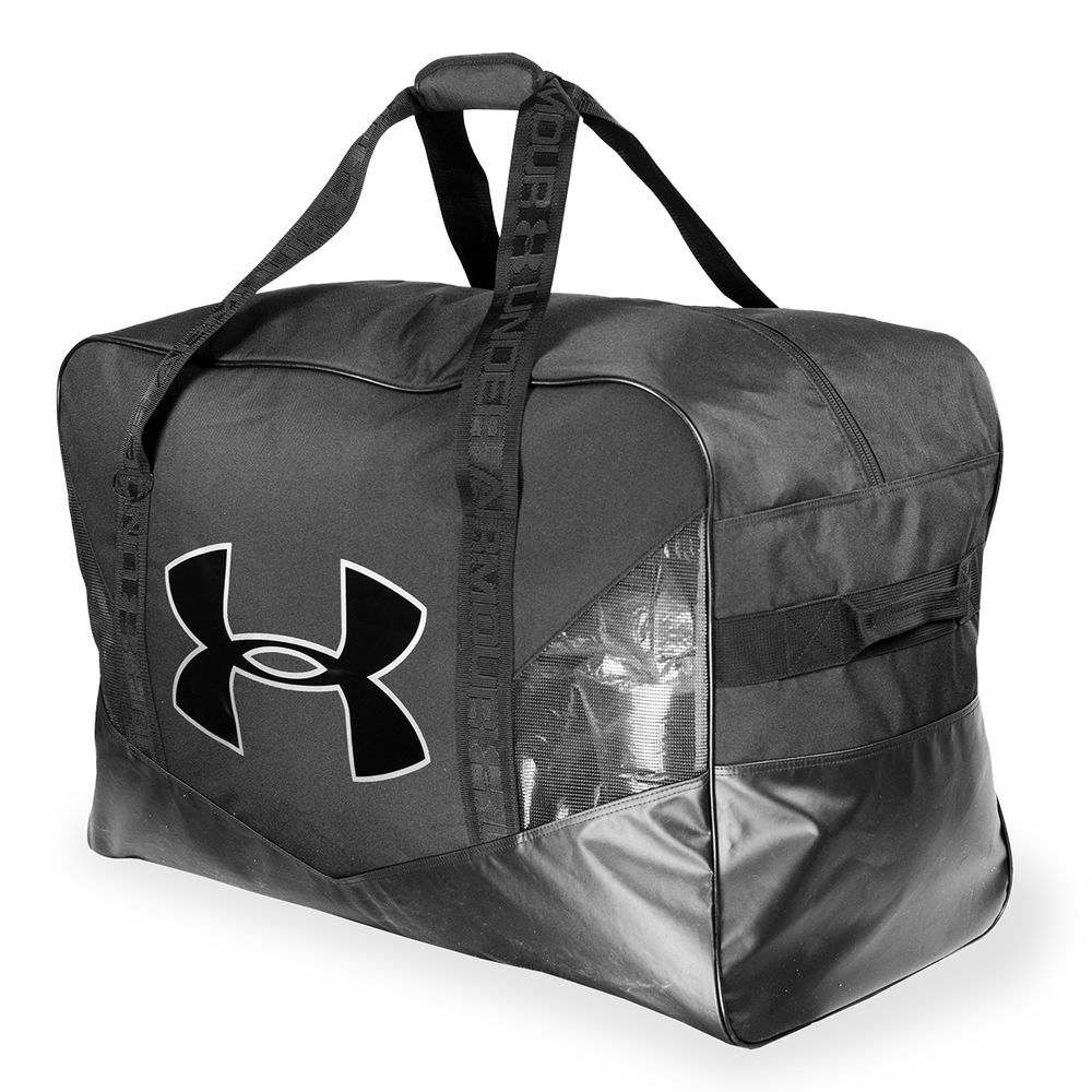 アンダーアーマー Under Armour ユニセックス バッグ【Pro Carry Hockey Equipment Bag】Black